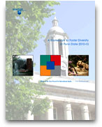 A Framework to Foster Diversity at Penn State: 2010-15