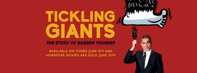 Film screening of Tickling Giants