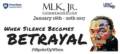 MLK, Jr. Commemoration 2017
