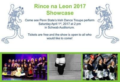 Rince na Leon 2017 Showcase