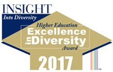 Higher Education Excellence in Diversity Award 2017