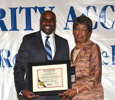 Minority Access Recognition 2014