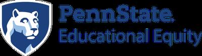 Penn State / Ed Equity Logo Registration Identity