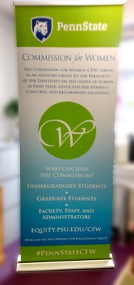 CFW Retractable Banner