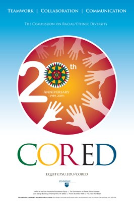 CORED Poster