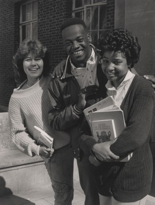 EOPC's orginal focus was on recruiting and graduating African American students, especially those who were Pennsylvania residents.