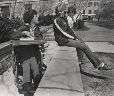 People with disabilities have a long and important history at the University. Penn State understands the value and contributions of persons with disabilities and seeks to provide reasonable accommodations to their needs as students and employees.