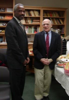 Earl Merritt and Daniel Walden