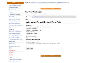 Save Data Adapter Image B