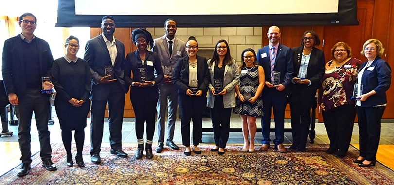 2018-19 Award Group Photo
