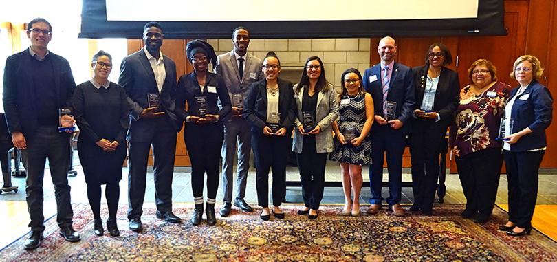2018-19 MRC Award Group Photo
