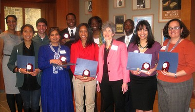 Multicultural Resource Center's 21st Awards Reception Spring 2012