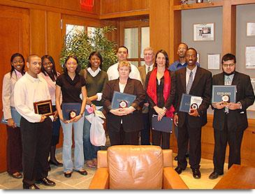 MRC Senior & Faculty/Staff Diversity Recognition Awards 2006-2007 Recipients