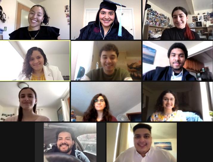 LLI Zoom Group Image