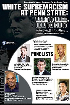 Faculty Panel Poster