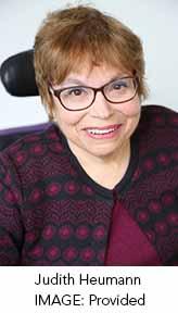 Judy Heumann image