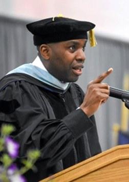 Dr. Marcus A. Whitehurst