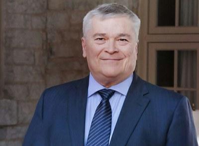 Penn State President Eric J. Barron