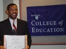 Keith B. Wilson, Ph.D.,
