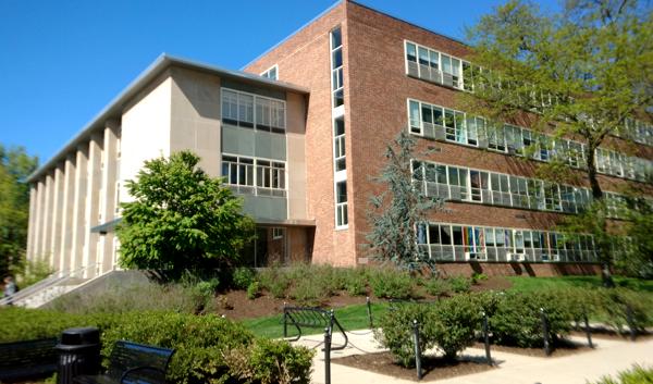 Boucke Building