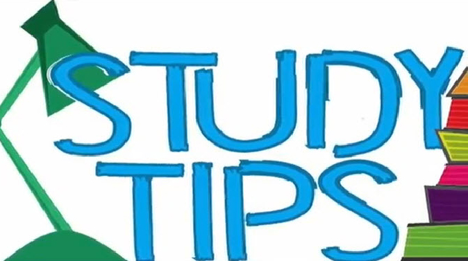 Study Tips video frame
