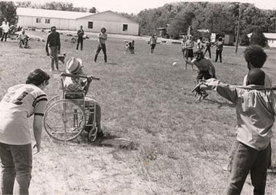 Early Crip Camp Photo