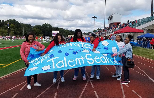 Talent Search Program Students
