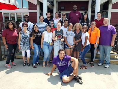 Upward Bound Programs Staff 2019