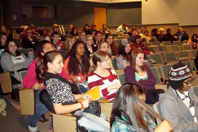 Upward Bound Auditorium