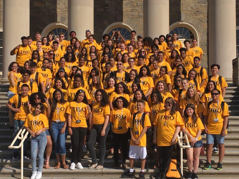 UBP Yellow Shirts