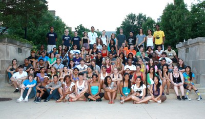 Upward Bound Summer Academy 2013