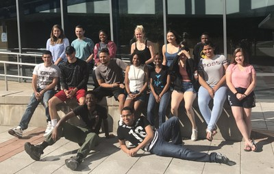 Upward Bound Programs Group Photo