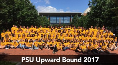 PSU Upward Bound 2017