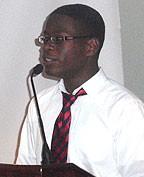 UBMS 2010 Student Participant