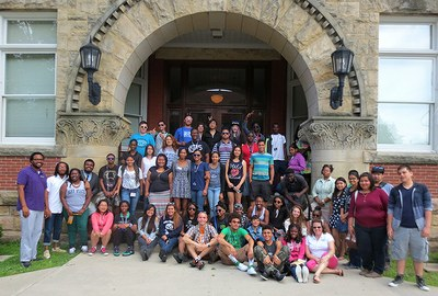 UBMS 2014 Summer STEM Academy Trip Visit