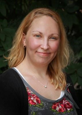 Shawna Gonsman, administrative assistant of UBMS