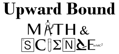 Upward Bound Math and Science word mark