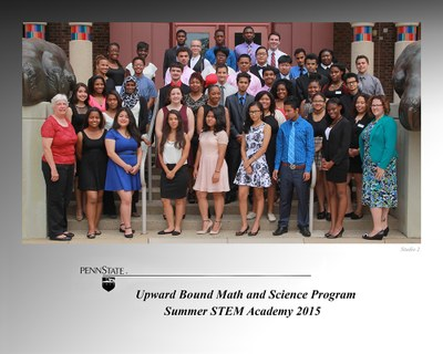 UBMS group picture summer 2015
